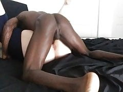 Ripped Stretch Pants Phat Ass White Girl Bbw Deep Missionary Internal Ejaculation Bbc