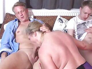 Free Mom Dad Son Porn | PornKai.com