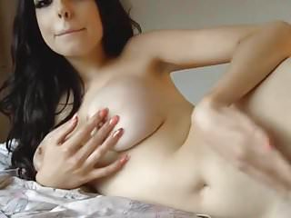 Gorgeous Irish Trans Plays Her Ladycock