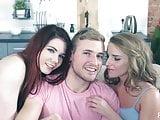 Lovenia & Sofi in Threesome