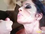 Big ass Monica Santhiago lives for penis nectar