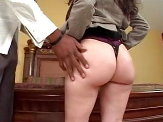 Bushy latin horny mom