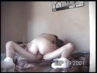 Stepdaughter rides DADDY in 2001