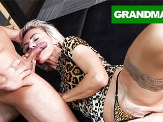 Sluttiest Granny Yearning for Creampie