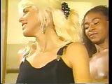 Black Lesbian Gets On Top Of Girl
