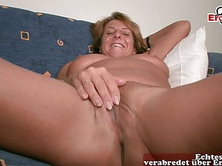 Housewife at sex casting...