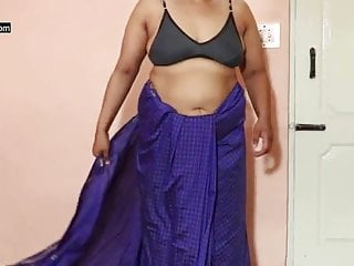 Desi bbw aunty show her nice body part 3