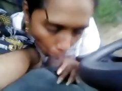 Tamil Girl Sucking and Kissing