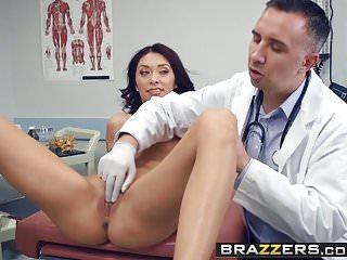 Adventures virgin medical massage scene...