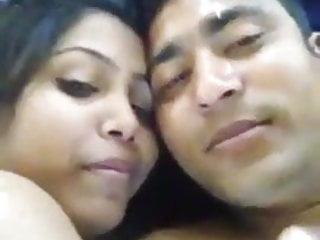 Desi shimla couple is kissing and fucking...
