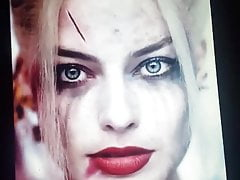 Margot Robbie (Harley Quinn) (Cum Tribute) 1