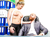 LETSDOEIT - Hot Office Fuck with Busty German Secretary