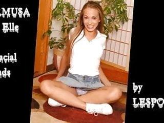 SPERMUSA SERIES: Jamie Elle +5 loads interracial