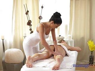 Massage rooms shy foot fucks babe...