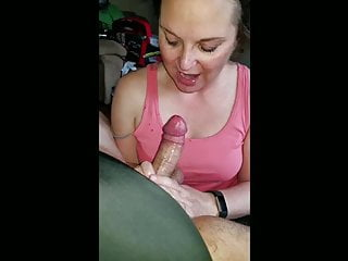 Lucky guy met two sluts and receives hot...