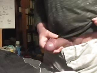 Schreibtischwichs bei porno wanking porn...