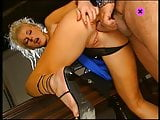 sandra russo taxi anal