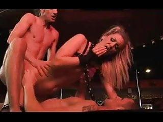 Bar Sexvideos Klassiker Ebenholz Porno-Videos