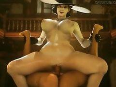 Resident Evil Village - Lady D Fucking