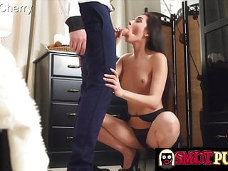 Smut Puppet - Teen Vixens Treating a Cock Right Compilation