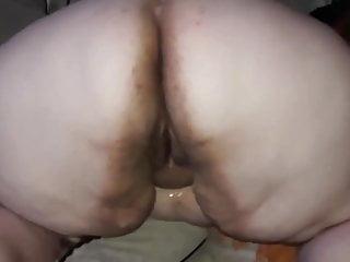 Ass dripping wet...
