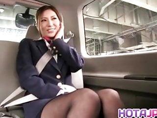美女空姐尤娜·椎名