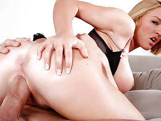Blondes Love Dick  Fat Cock Is Just What Krissy Lynn Needs