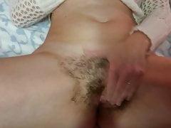 Czech hairy pussy