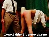 Retro British Spanking with David Charles