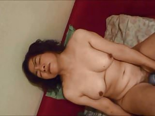 Japanese milf masturbation 2