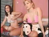 lesbians webcam show