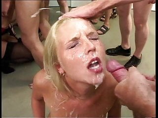 The Swinger Experience Presents Vollgewichste gangbang schlampen 2