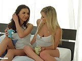 Hot Morning by Sapphic Erotica - Henessy and Jemma Valentine