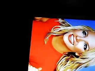 Britney Spears 2nd cum tribute