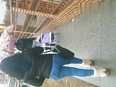 Nice lil ghetto walk