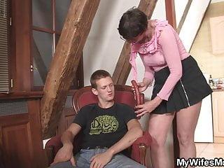 MILF porno stahování videa