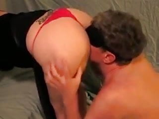 Big ass wife ass licked...