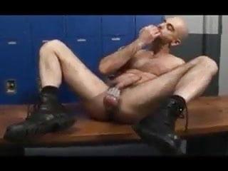 Adam Russo dildo playing
