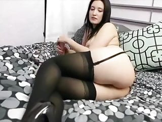 Hot brunette couple farts of sexy a rips