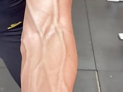 muscled  Machado