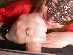 Homeoffice - Blowjob and Facial during work - ENFJandINFP