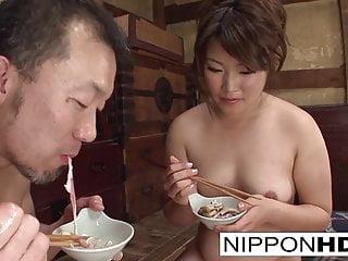 Japanese until she 039 rewarded creampie...