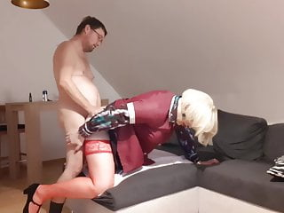The housekeeper has fucked and filled...