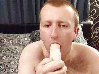 Faggot 10inch dildo...
