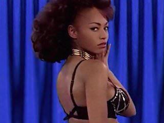 Goldeneye strip dance...