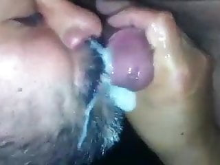 Arabian hairy blowjob...