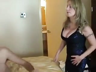 COCK HUBBY WIFE Amy SUCKS Mistress - FOR
