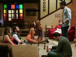 Turkish Sluts, Lesbian Movie Scene
