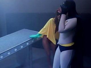 Knigthwoman and Robin, Orgasmigas