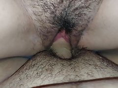 Cousin fucking stepcousin – she likes to feel his cock inside